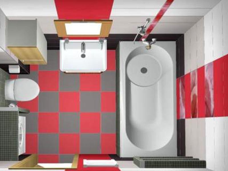 туалет с ванной фото дизайн