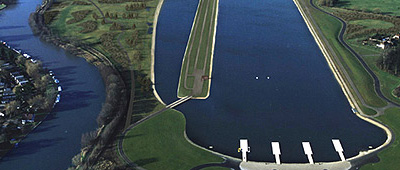 Гребной канал Eton Dorney