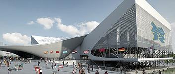 Стадион Aquatics Centre