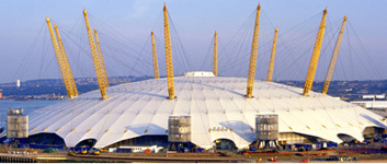 Стадион North Greenwich Arena