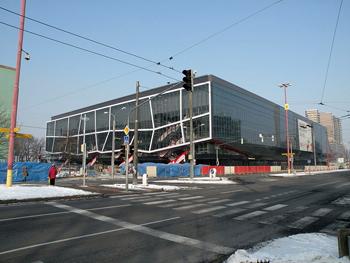 Самсунг Арена Братислава Словения