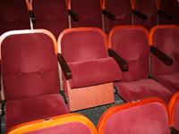 Кресло трансформер в зрительном зале